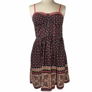 Band of Gypsies Hipster Boho Festival Dress